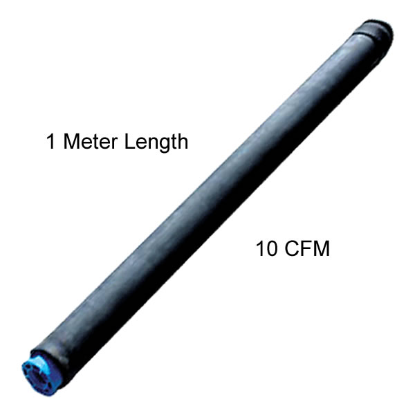 1 meter fine bubble tube diffuser