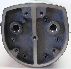 Rebuild A Rotary Compressor #7